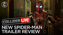 Collider Live - Episode 77 - Spider-Man: Far From Home Trailer Review (#128)