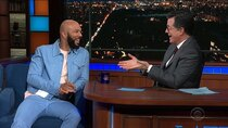 The Late Show with Stephen Colbert - Episode 141 - Common, Rachel Dratch, Maren Morris