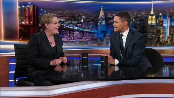 The Daily Show - S24E99 - Eddie Izzard