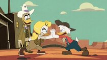 DuckTales - Episode 9 - The Outlaw Scrooge McDuck!
