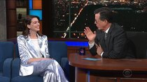 The Late Show with Stephen Colbert - Episode 142 - Anne Hathaway, Ari Melber