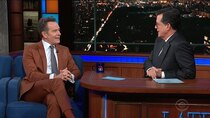 The Late Show with Stephen Colbert - Episode 143 - Bryan Cranston, RuPaul Charles, Bonnie Raitt