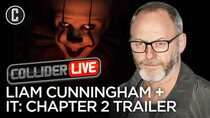Collider Live - Episode 80 - Ser Davos Liam Cunningham In-Studio & It: Chapter 2 Trailer...
