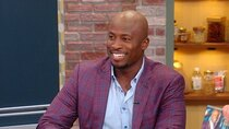 Rachael Ray - Episode 141 - Akbar Gbaja-Biamila On Being a Diaper Ninja + Mom Addicted...