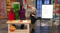 Rachael Ray - Episode 140 - Rach's Chipotle Chicken & Black Bean Burritos + A Watermelon...