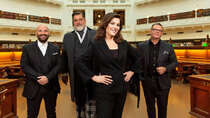 MasterChef Australia - Episode 13 - Off-Site Team Challenge - State Library of Victoria with Nigella