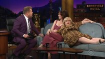 The Late Late Show with James Corden - Episode 115 - Anne Hathaway, Rebel Wilson, Andy Sandford