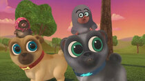 Puppy Dog Pals - Episode 38 - Yay, Earth Day!