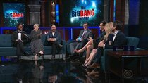 The Late Show with Stephen Colbert - Episode 149 - The Cast of The Big Bang Theory, Barenaked Ladies