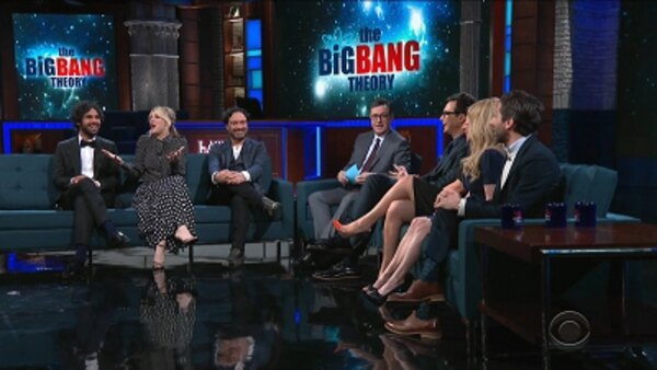 The Late Show with Stephen Colbert - S04E149 - The Cast of The Big Bang Theory, Barenaked Ladies