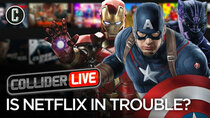 Collider Live - Episode 85 - Superheroes Are Leaving Netflix: Are They Doomed? (#136)