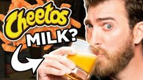 Good Mythical Morning - Episode 1 - Will It Milk? Taste Test