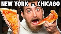 Good Mythical Morning - Episode 7 -  Ultimate Pizza Styles Taste Test