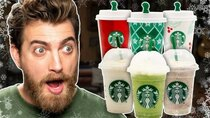 Good Mythical Morning - Episode 9 -  Starbucks Year-Round Holiday Drinks Taste Test
