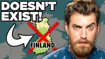 Good Mythical Morning - Episode 19 -  Finland Doesn't Exist (Conspiracy Theory)