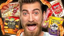 Good Mythical Morning - Episode 23 -  Bacon Snack Taste Test
