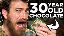 Good Mythical Morning - Episode 28 -  Discontinued Chocolate Taste Test