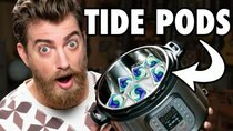 Good Mythical Morning - Episode 32 -  Putting Weird Things In An Instant Pot (TEST)