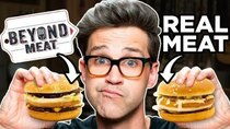 Good Mythical Morning - Episode 37 - Beyond Meat Fast Food Taste Test