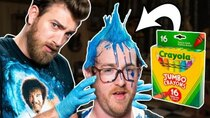 Good Mythical Morning - Episode 55 -  Will It Hair Gel?