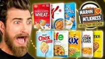 Good Mythical Morning - Episode 57 - March Milkness Taste Test: Healthy Cereals