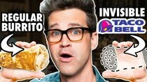 Good Mythical Morning - Episode 61 - Invisible Food Taste Test