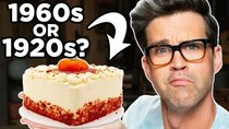 Good Mythical Morning - Episode 65 - 100 Years of Cake Taste Test