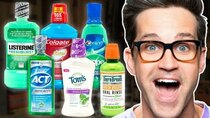 Good Mythical Morning - Episode 67 - Best Mouthwash Taste Test