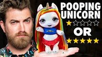 Good Mythical Morning - Episode 76 -  1 Star vs. 5 Star Toys Test