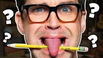 Good Mythical Morning - Episode 79 - Crazy Tongue Trick Challenge