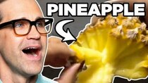 Good Mythical Morning - Episode 85 -  We Try Fruit Peeling (Expectation vs. Reality)