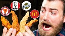 Good Mythical Morning - Episode 95 - Blind Chicken Finger Taste Test