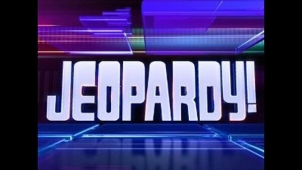 Jeopardy! - S2019E101 - James Holzhauer, Kate Kelly, Jason Mangano