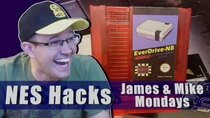James & Mike Mondays - Episode 20 - Playing some NES hacks