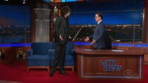The Late Show with Stephen Colbert - Episode 152 - Howard Stern