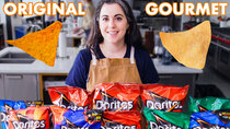 Gourmet Makes - Episode 18 - Pastry Chef Attempts to Make Gourmet Doritos