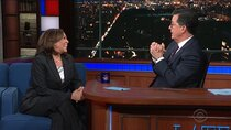 The Late Show with Stephen Colbert - Episode 153 - Senator Kamala Harris, Kaitlyn Dever