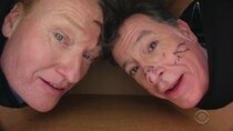 The Late Show with Stephen Colbert - Episode 154 - Conan O'Brien, Jim Sciutto, The National