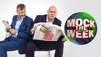 Mock the Week - Episode 1 - Tom Allen, Ed Gamble, Kerry Godliman, Rhys James, Sindhu Vee