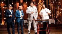 MasterChef Australia - Episode 21 - Pressure Test - Paella by Leno Lattarulo