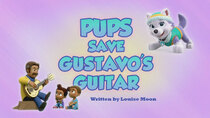 Paw Patrol - Episode 13 - Pups Save Gustavo's Guitar
