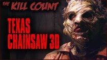 Dead Meat´s Kill Count - Episode 25 - Texas Chainsaw 3D (2013) KILL COUNT