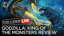 Collider Live - Episode 94 - Godzilla: King of the Monsters Review (#145)