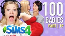 The 100 Baby Challenge - Episode 19 - Single Girl's Mom Judges Her In The Sims 4 | Mother's Day...