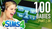 The 100 Baby Challenge - Episode 20 - Single Girl Chooses A Fan's House For Her Babies In The Sims...