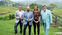 MasterChef Australia - Episode 27 - Immunity Challenge - Ginger &  Ben Williamson
