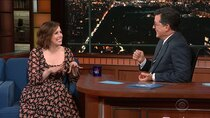 The Late Show with Stephen Colbert - Episode 155 - Wanda Sykes, Vanessa Bayer