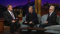 The Late Late Show with James Corden - Episode 124 - Mark Hamill, Bradley Whitford, Lewis Capaldi