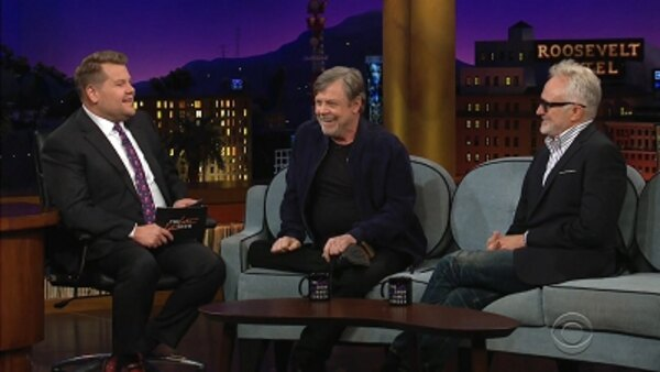 The Late Late Show with James Corden - S04E124 - Mark Hamill, Bradley Whitford, Lewis Capaldi
