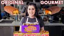 Gourmet Makes - Episode 19 - Pastry Chef Attempts to Make Gourmet Twix